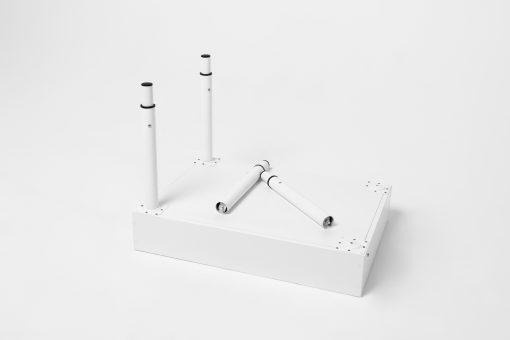 """Световая песочница SMARTIK с крышкой на весь стол и игровым полем """"алфавит"""""""