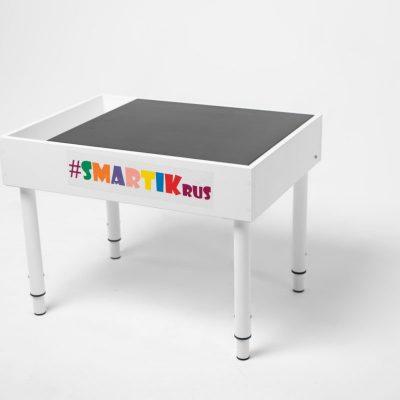 световой стол песочница с грифельной крышкой Smartik
