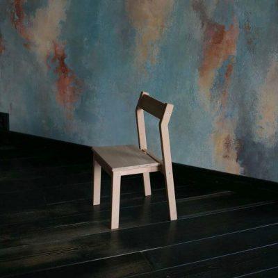 Детский деревянный стульчик SMARTIK